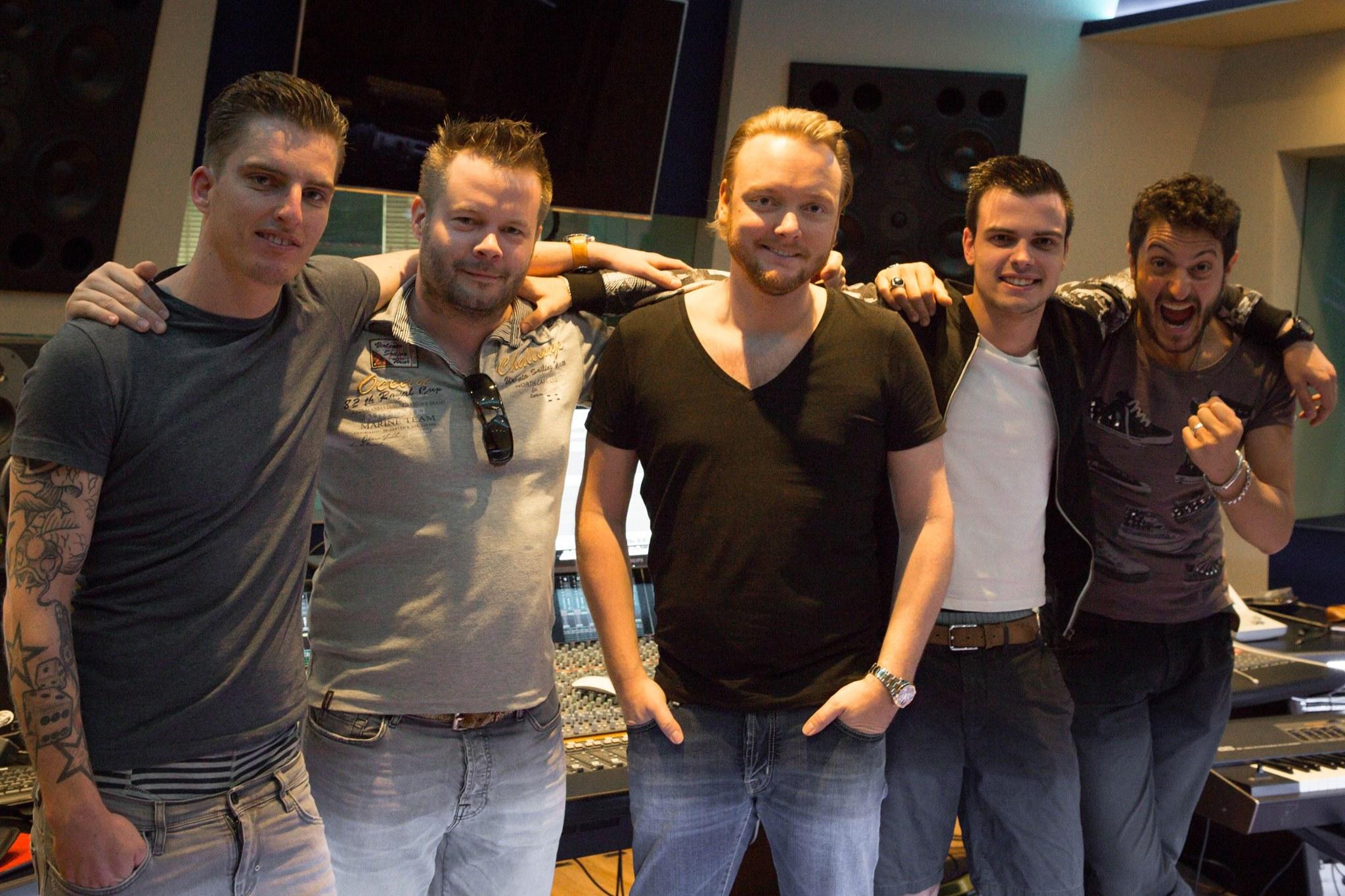 John Christian, Arin Tone, Peter, Thomas