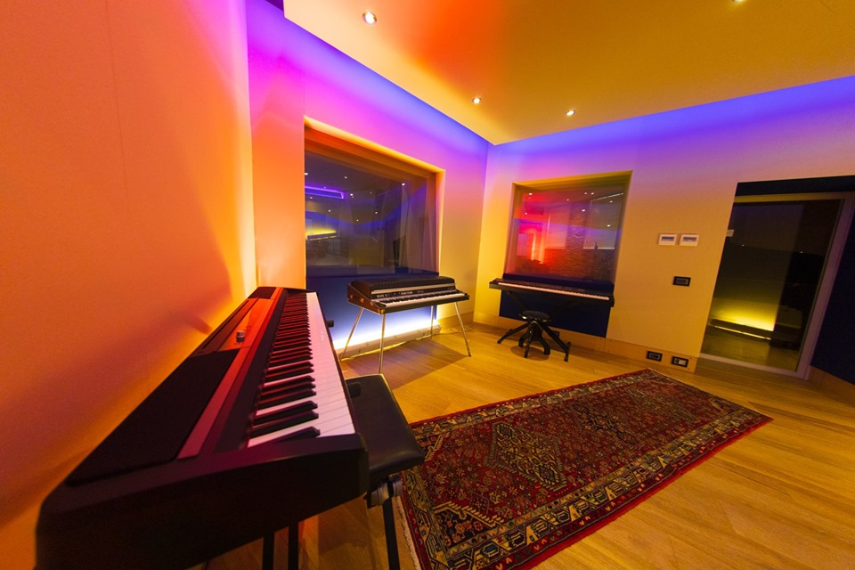 Piano Booth